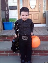 Halloween Costume Johnny Cash Kid U0027s Halloween Costume Photo