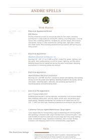 Driver Resume Samples by Apprentice Resume Samples Visualcv Resume Samples Database