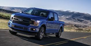 2018 ford f 150 refreshed truck gets new engines 2017 2018