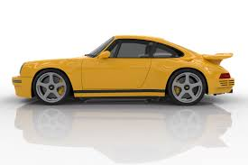 ruf porsche 911 when is a 911 not a 911 when it u0027s the new ruf ctr 2017 by car