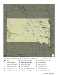 Map Of Sd South Dakota Profile