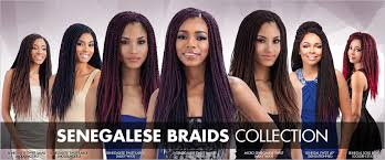 soul line pretwisted hair modelmodel synthetic hair crochet braids glance micro senegalese