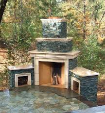 Backyard Fireplaces Ideas Outdoor Fireplaces Designs Outside Fireplace Designs Outdoor