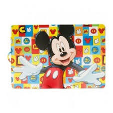 bureau enfant mickey lot de 4 set de table mickey icone disney dessous bureau enfant