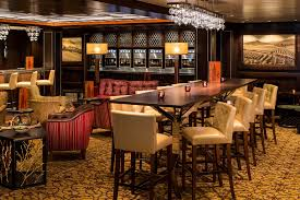 restaurants u0026 bars ovation of the seas royal caribbean uk