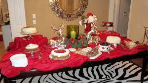 christmas dessert buffet christmas entertaining ibb design