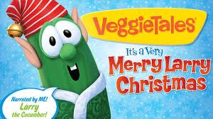 veggietales it s a merry larry best app for