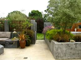 innovative decorative fence panels in patio contemporary with
