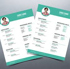 Awesome Resume Templates Free 30 Free U0026 Beautiful Resume Templates To Download Hongkiat