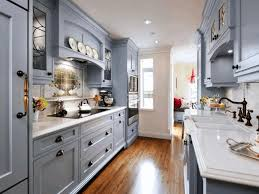 smooth grey kitchen cabinet broken white smooth rock countertop