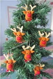 Christmas Reindeer Decorations Australia by Justjen Knits U0026stitches More Reindeer Games Xmas Pinterest