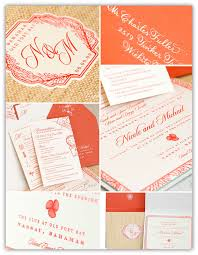 coral wedding invitations top 10 coral wedding invitations elegantweddinginvites