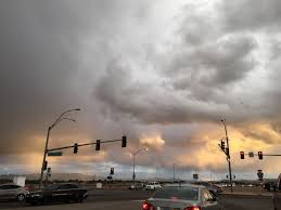 Las Vegas Traffic Map File 2015 11 04 16 28 48 Thunderstorms Near Sunset At A Traffic