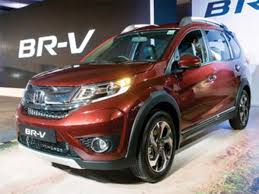 honda cars images honda cars launches br v at rs 8 75 lakh the economic times