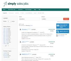 Web Content Specialist Resume Simply Sales Jobs Blog