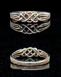 puzzle wedding rings realm store puzzle rings