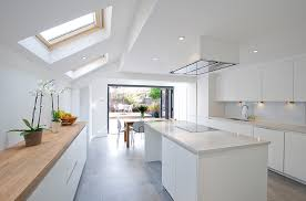 galley kitchen extension ideas kitchen design side search kitchen