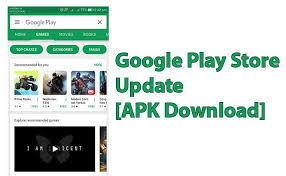 play store apk apk play store update with new features available