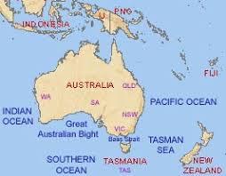 map of tasmania australia tasmania rod ewins s personal view