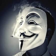 V For Vendetta Mask Pvc 20x22cm V Character Kill Team Mask Male Full Face Party Makeup