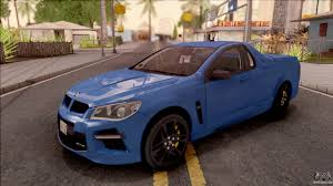 holden maloo gts hsv limited edition gen f gts maloo 2014 v2 for gta san andreas