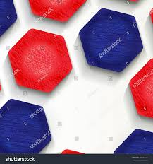 The France Flag Football Soccer Background Colors France Flag Stock Illustration