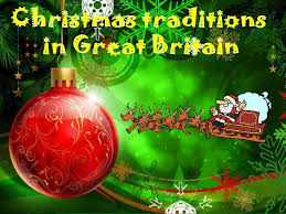 traditions in great britain ppt