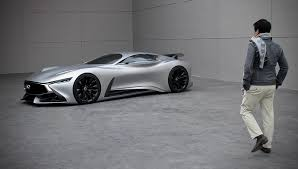 nissan supercar concept infiniti brings its 2014 concept vision gt to gran turismo sport