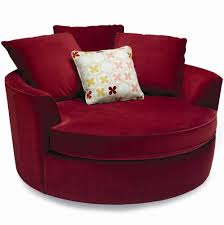 swivel cuddle chair stylus nest round upholstered chair with pillow back