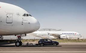 porsche cayenne price in delhi porsche cayenne pulls airbus a380 to set guinness record