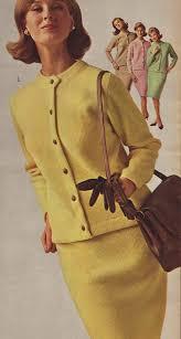 vintage women u0027s fashion from a 1964 catalog 1960s women u0027s