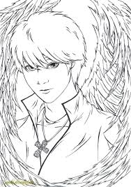Fallen Angels Anime Coloring Pages Cartoon Download 1 Cartoon Coloring Pages Kpop