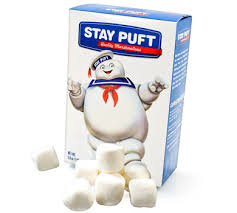 retro to go ghostbusters inspired stay puft marshmallows priced