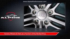 lexus factory wheels for sale for sale used audi q7 s line oem factory wheels vw touareg youtube
