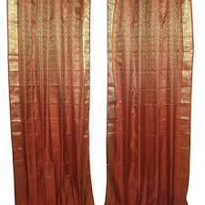 best silk curtain panels products on wanelo