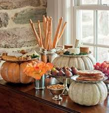 table decorating ideas with gourds harvest table decorations