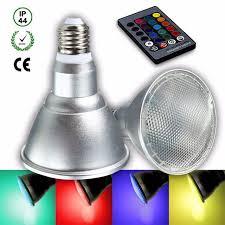 color changing flood light bulb aliexpress com buy rgb led light bulb e27 7 5w par30 color change