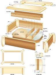 Modern Furniture Woodworking Plans by 677 Best Plans For Wood Furniture Images On Pinterest Wood