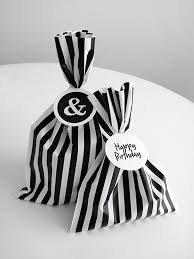 black and white striped gift bags best 25 black gift bags ideas on party gift bags