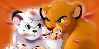 u0027the lion king u0027 copied japanese cartoon u0027s