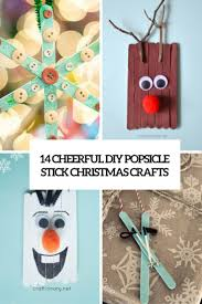 14 cheerful diy popsicle stick christmas crafts cover