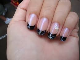 french manicure with white tip guides french manicure with back
