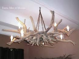 chambre bois flotté chambre fille alinea 14 luminaire suspension en bois