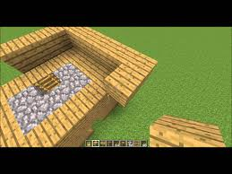 minecraft how to make a house level 1 song of minecraft youtube