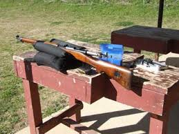 Portable Bench Rest Shooting Stand What Is A Shooting Bench Air Gun Blog Pyramyd Air Report