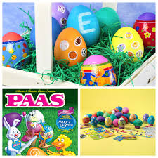 Easter Egg Decorations Craft Kit by Paas Easter Eggs Dye And Easter Egg Decorating Kits Paas