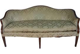 antique sheraton style sofa sold janice buck