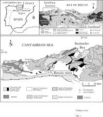 Northern Spain Map by