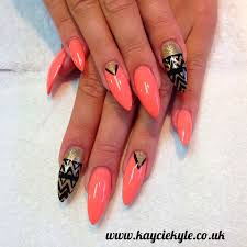 early january nails kaycie kyle