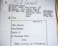 how to write an essay in mla format example jpg ASB Th  ringen